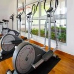 Fanny Vacation Home Fitness Room