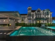 Eight Rooms - Macalister Mansion Swimming Pool