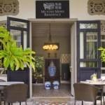 Muntri Mews Hotel Entrance