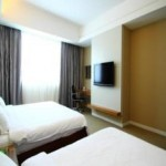 Ixora Hotel Deluxe King or Twin