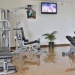 Ixora Hotel Fitness Room
