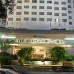 Hotel Exterior Evergreeen Laurel Hotel