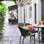 Muntri Mews Hotel Garden